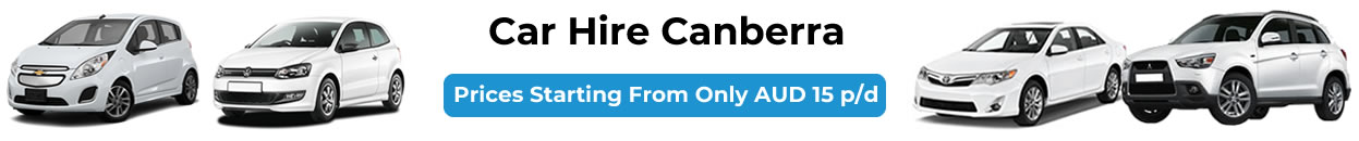 car hire canberra